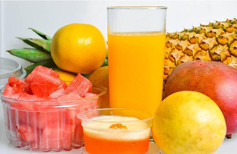 מיץ טעים עם פחות סוכר