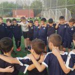 כדורגל: מועדון חדש עולה לקרקע