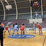כדורסל גברים: משחק אימון, וטוב שכך