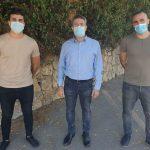 השגרירים: אהוד מערבי חזר לכרמיאל