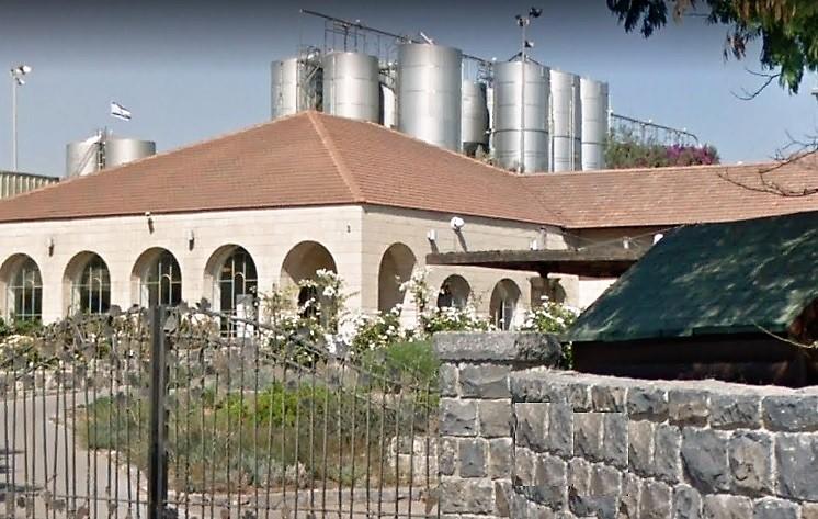 יין מהגולן באבו דבי ודובאי
