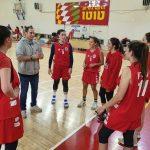 כדורסל נשים: ניסוי כלים מוצלח לגליל