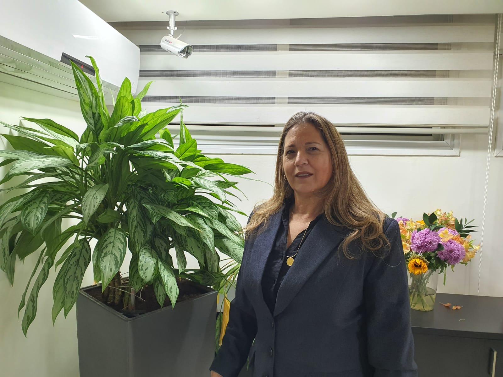 אוסנת רון-רסקי, מנהלת חדשה באגף החינוך בעיריית קרית שמונה