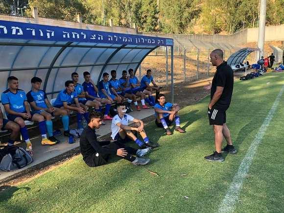 כדורגל: הושלם פאזל מאמני מחלקת הנוער של קרית שמונה