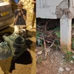 קרית שמונה: 15 דירות פונו ברחוב סמטת המלכים