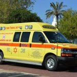 ראש פינה: תאונה רבת נפגעים ביישוב