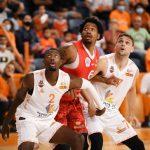 כדורסל גברים: פותחים שבוע עם כדורסל בשני מוקדים