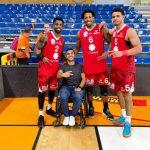 כדורסל גברים: הראשון של גליל עליון