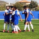 כדורגל: חגיגת שערים בגולן